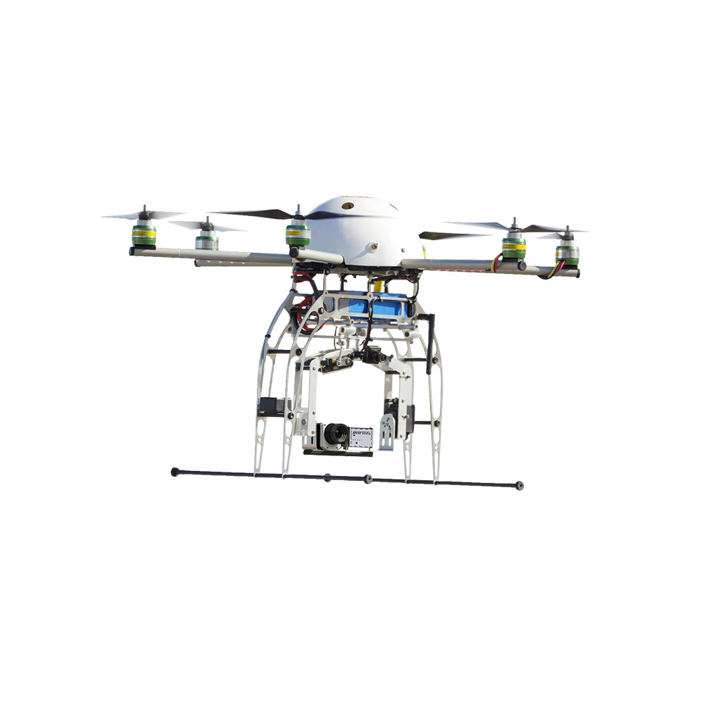 PI LightWeight 超轻质无人机专用红外热像仪